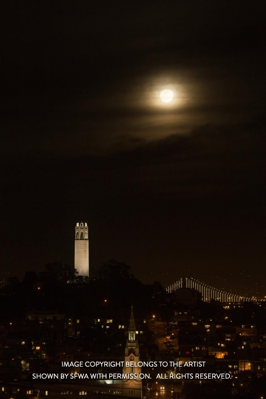 JacobusCa_FullMoonoverCoitTower_Photo_24x18