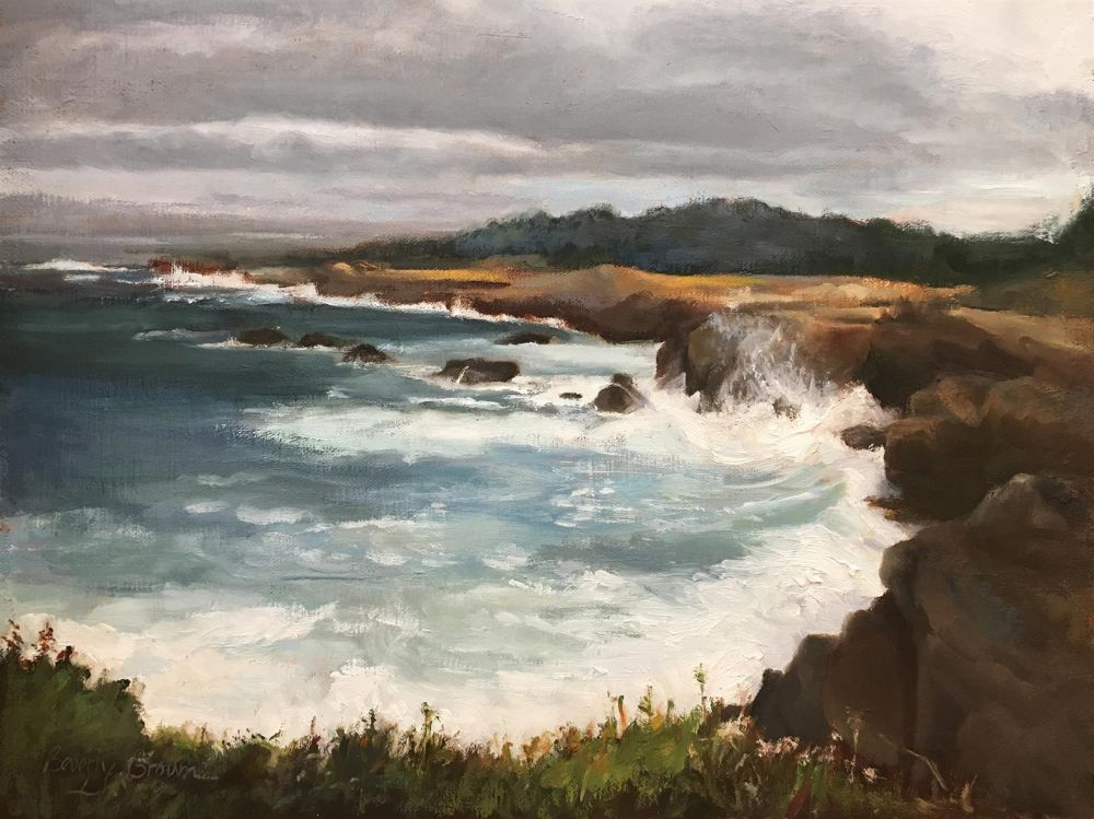 BrownBe-Point-Lobos_oil-11x14