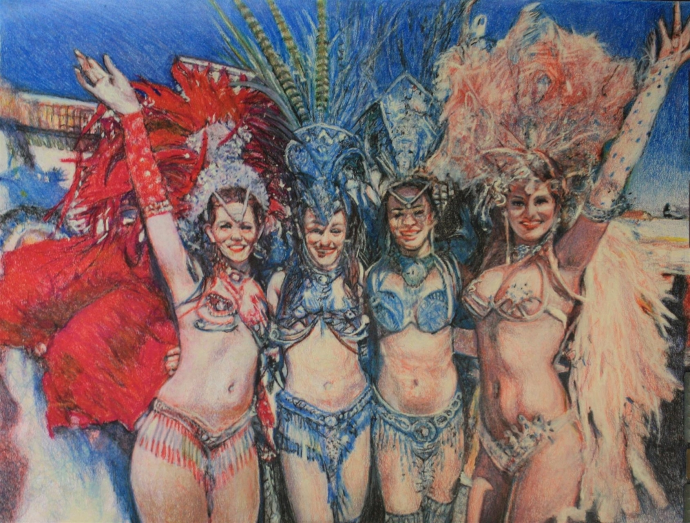 zepedaje_womanofcarnavalsanfrancisco_draw_18x24