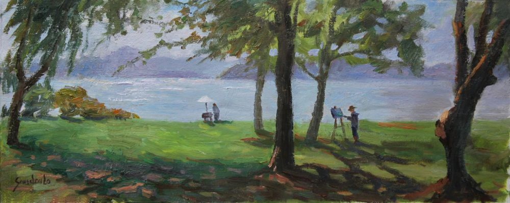 LoSandra-Pt-Molates-Park_Oil_12x24