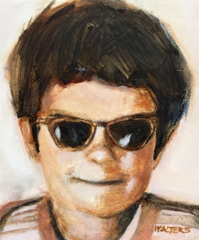 WaltersMa_ChildWithShades_Oil_9x7