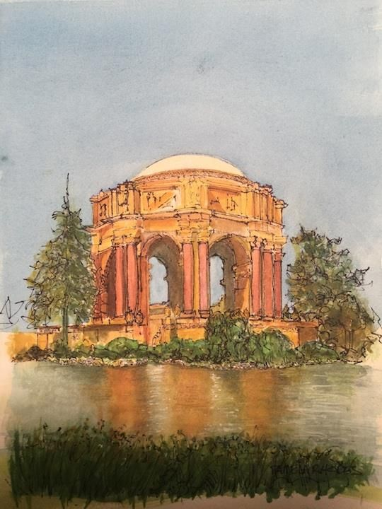RhodesPa-ThePalaceofFineArts_WC_14x11