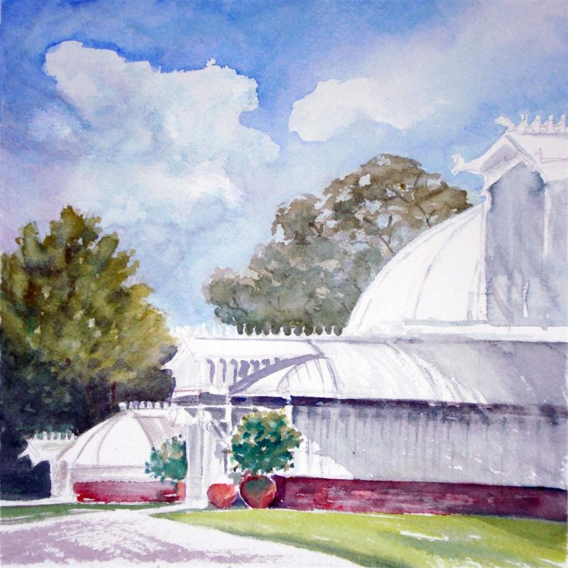CoggeshallKa_Conservatory-of-Flowers_WC_18x18