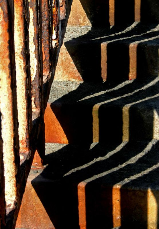 VanZandtVi-Stairs-and-Shadows_Photo_27x21
