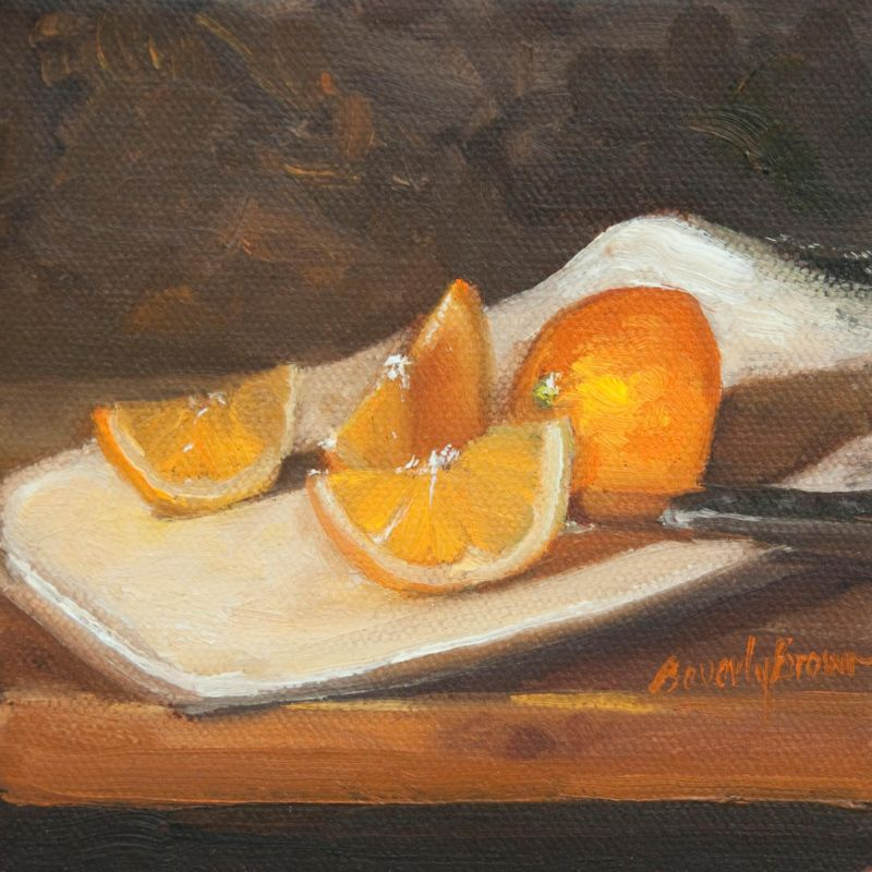 BrownBe-Orange_Oil_5x5