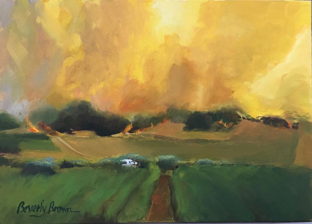 BrownBe1-Fire_Oil_8.5x10.52