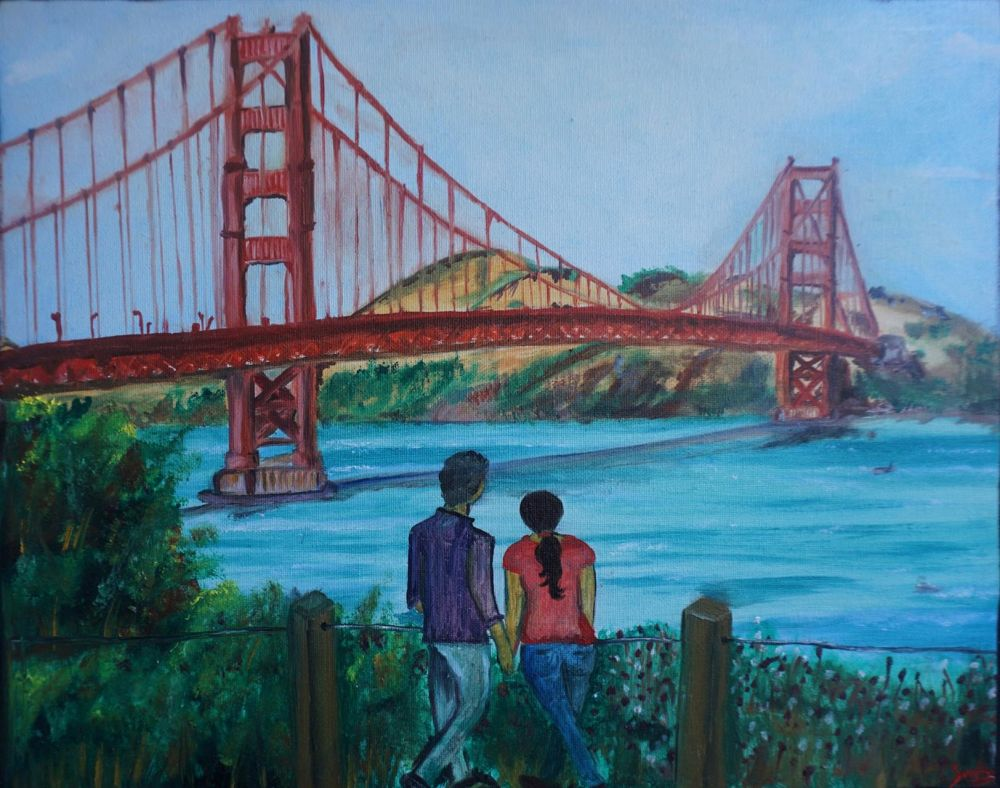 SrinivasanSw_Golden-Gate-Love_Oil_16x20