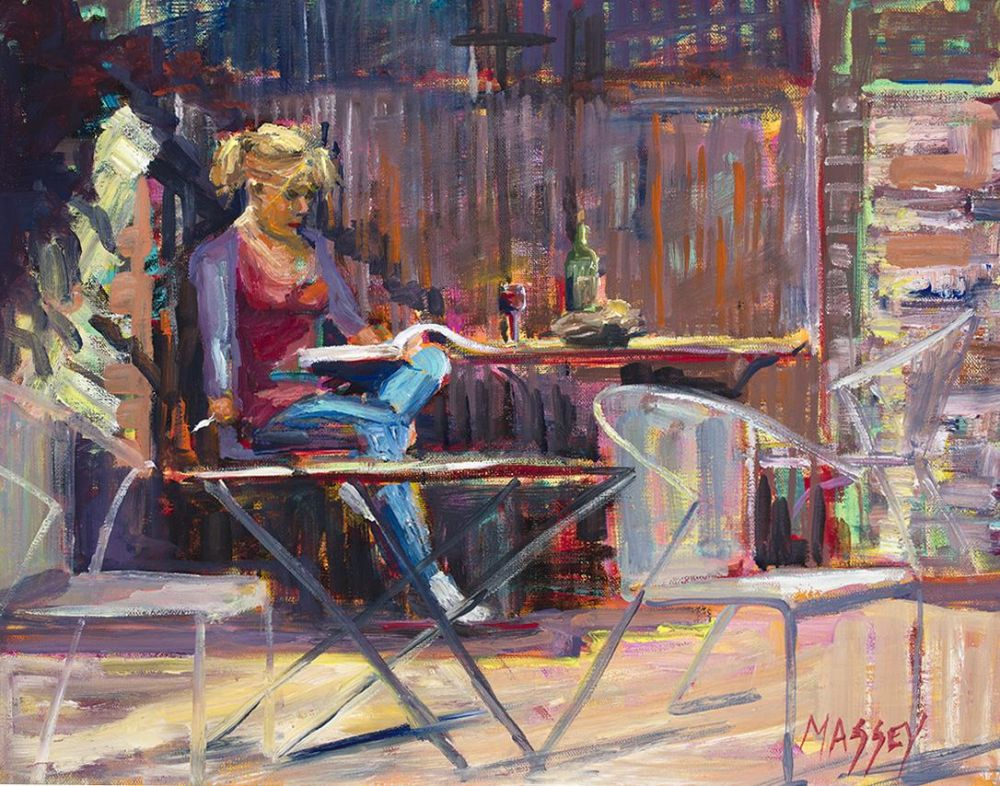 MasseyMa_Working-Girl_Oil_11x14