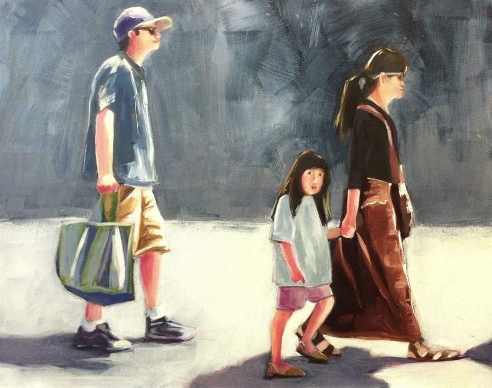 WaltersMa_Family-Outing_Oil_15x13