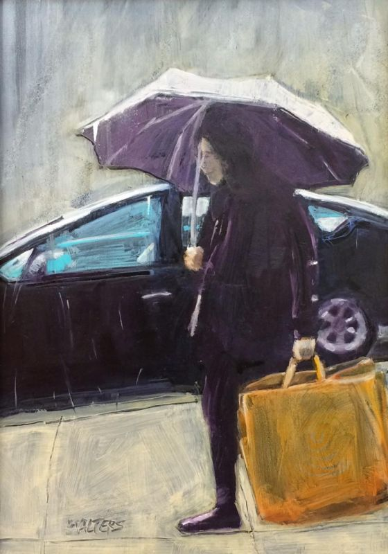 WaltersMa_In-the-Rain_Oil_11x13