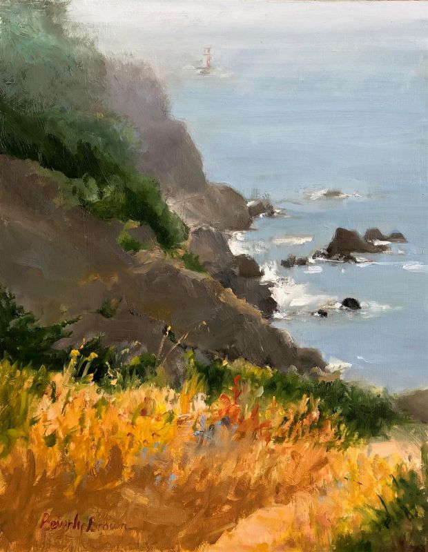 BrownBe-San-Francisco-Cliffs_Oil18x15