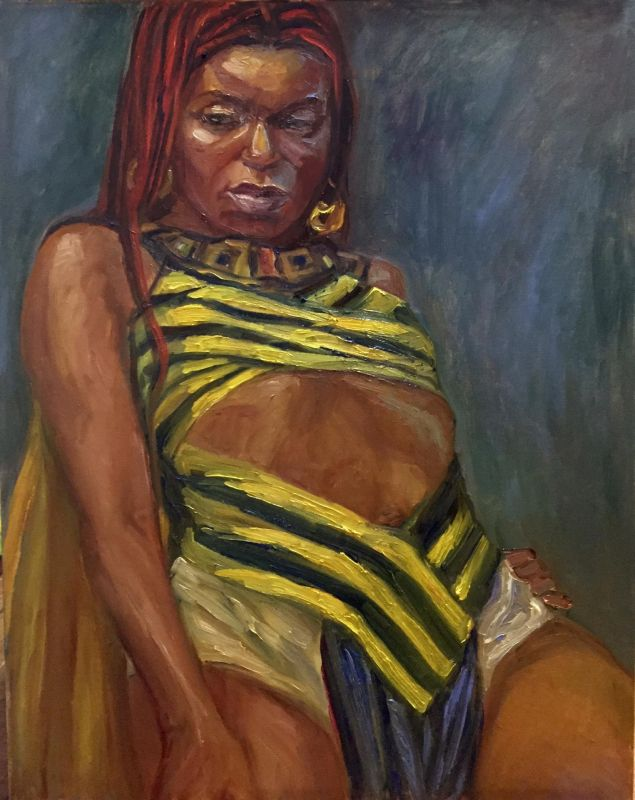 SabreIr-Aida-the-Nubian-Queen_Oil31x25