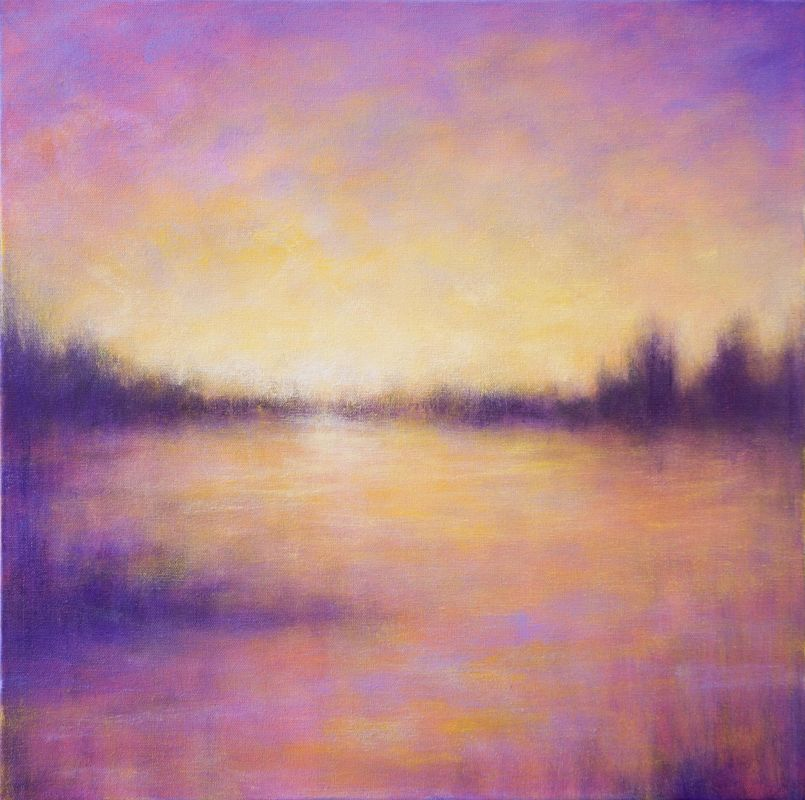 VeedellVi-In-the-Gloaming_Oil_20x20
