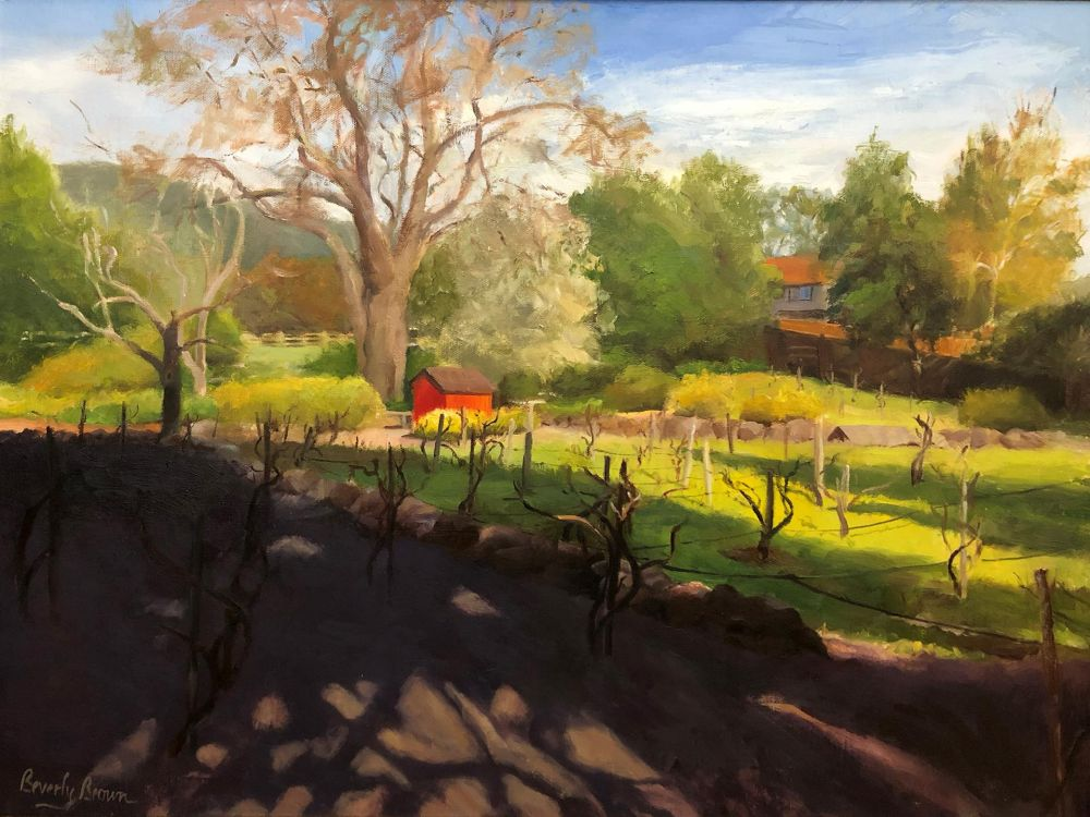 BrownBe-Backyard-Vineyard_Oil_24.5x32.5