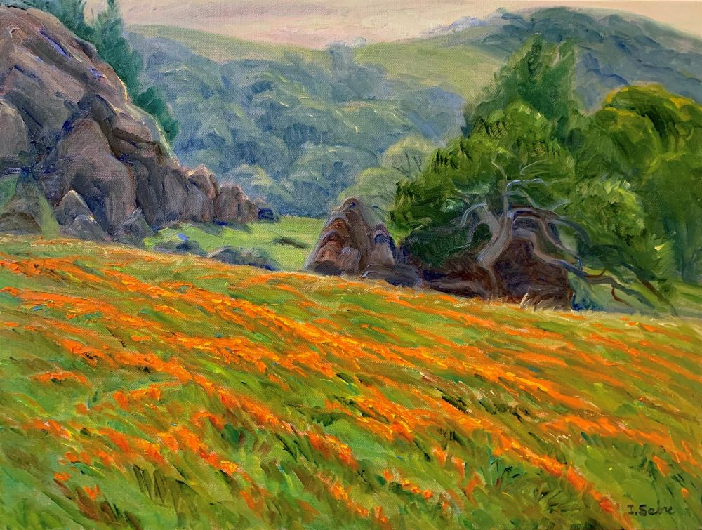 SabreIr-Superbloom_Oil_24.5x30.5