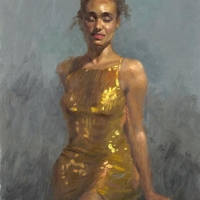 LoSa-Tullee-in-Gold_Oil_24x20