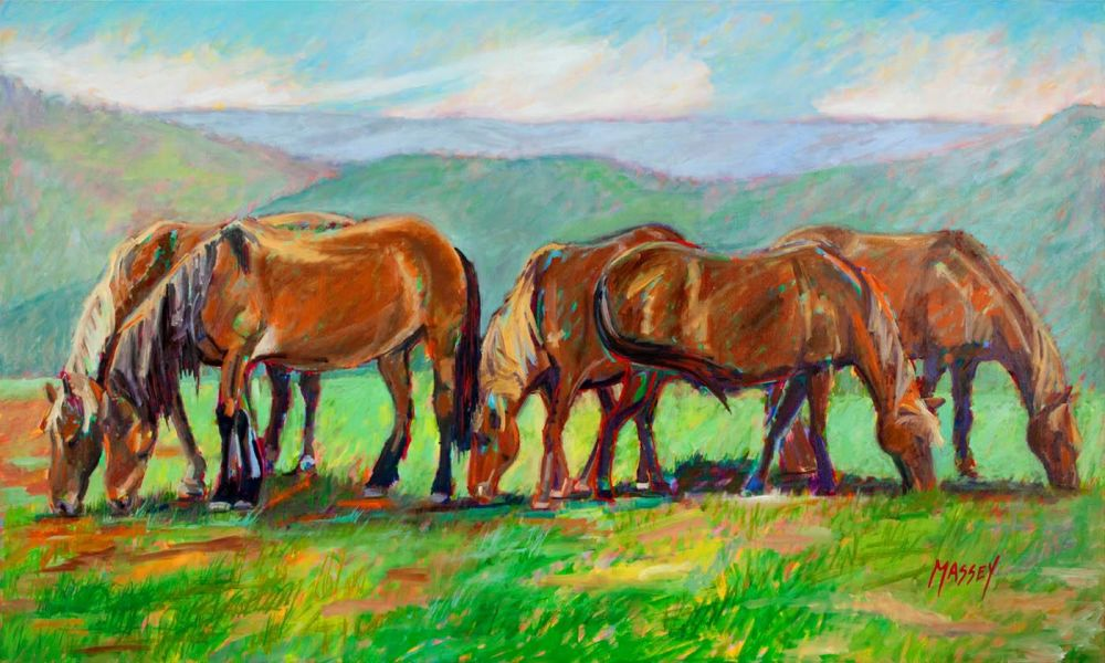 MasseyMa-Bucking-the-Trend_Oil_36x60
