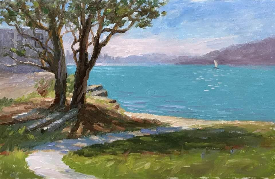 LoSa-Ferry-Point-in-Richmond_oil-18x22