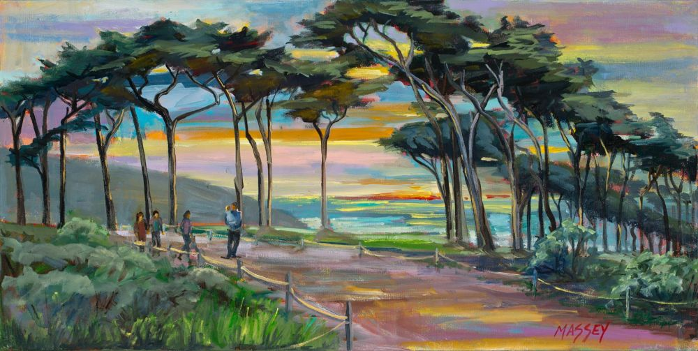 MasseyMa-San-Francisco-Cypress-plein-air_Oil Painting_10x20