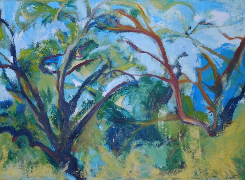 AndrewsCa-Dancing-Oaks_Oil_23x31