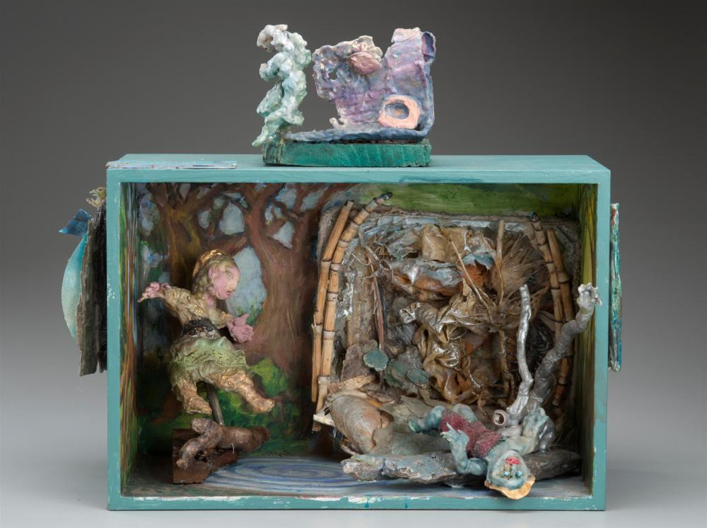 BorgattaFr-By-a-Forest-Scene_Sculpt_14x16