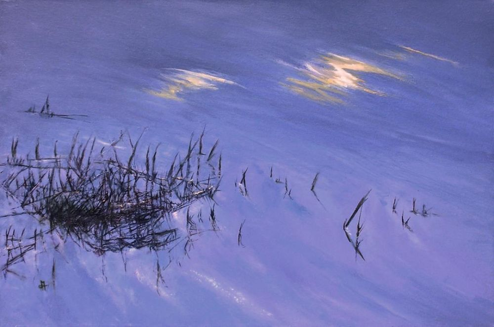 MorenoCa-Watergrass_Oil_20x30