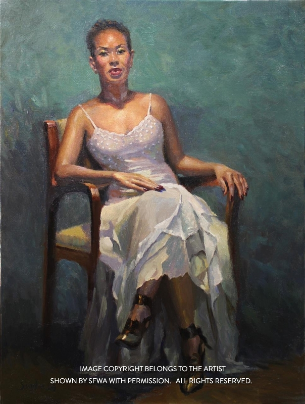 LoSa_Mia-in-White_Oil_22x28