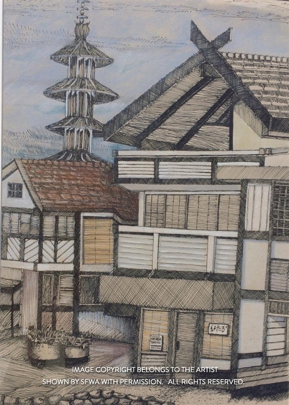 CampbellBa_Japantown_Draw_16x23