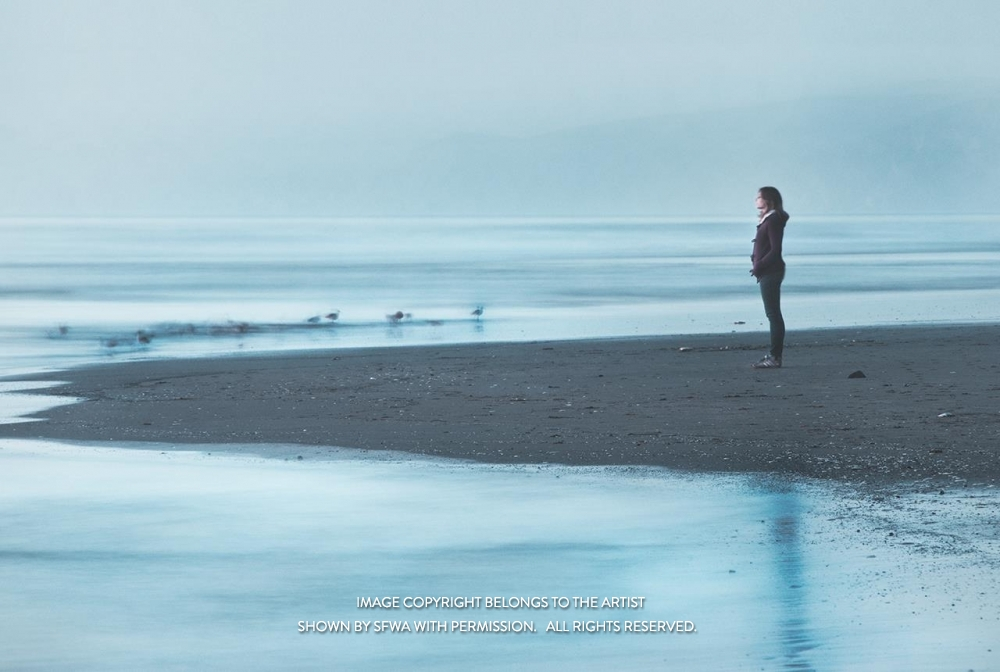 AllenLe_BlueMeditation at OceanBeach_Phot_36x24